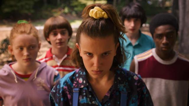 'Strangers Things' e 'La Casa de Papel'. O mês 'louco' da Netflix