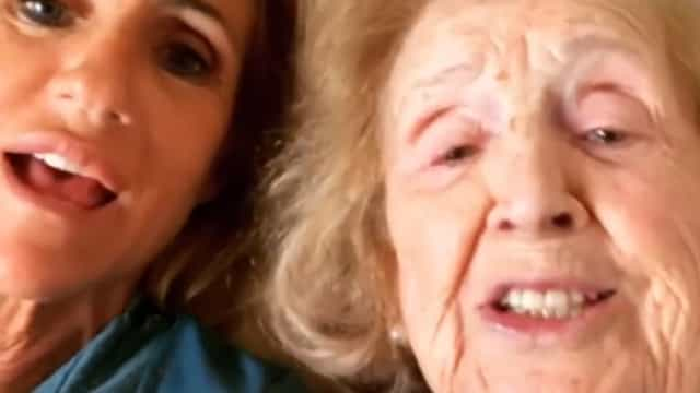 Bibá Pitta recorda falecido avô em data especial