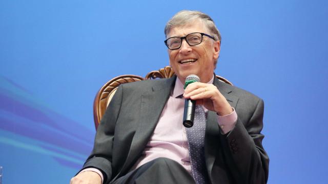 """Bill Gates partilhou o seu """"maior erro de sempre"""""""