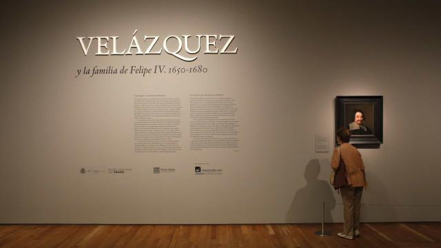 Quadro de Velázquez vai ser leiloado em julho em Londres