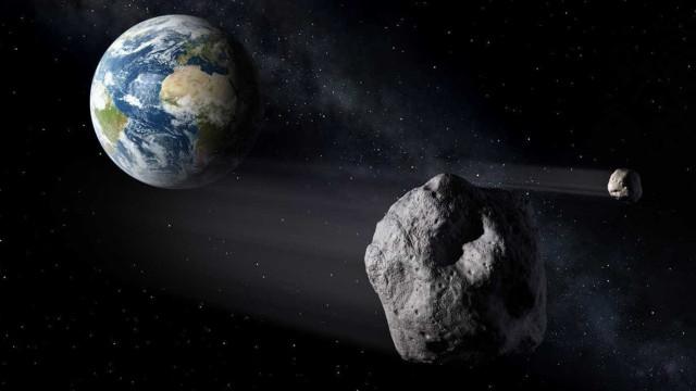 Asteroide gigante passa pela Terra esta semana