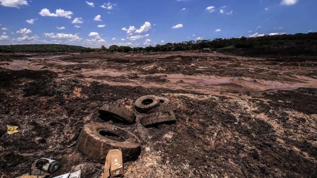 Barragem de Brumadinho: Polícia diz que foram detonados explosivos