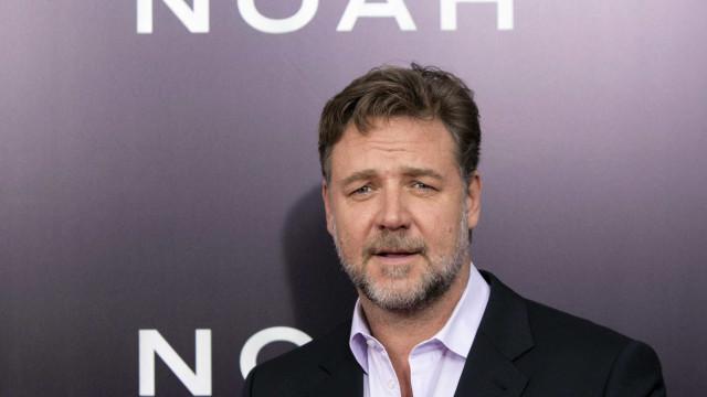 Russell Crowe recusou papel no 'Senhor dos Anéis' e perdeu 87 milhões