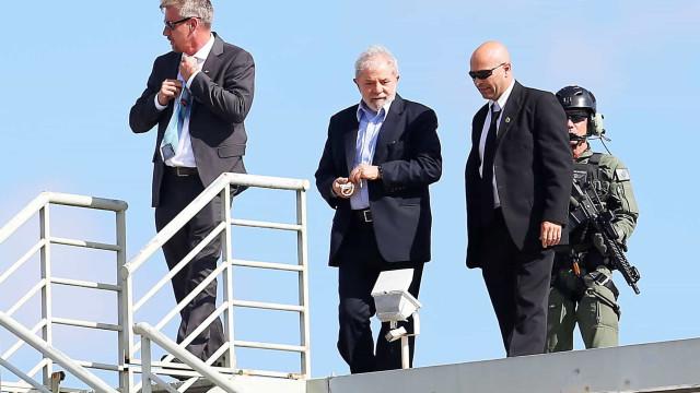 Supremo Tribunal recusa primeiro pedido para libertar Lula da Silva