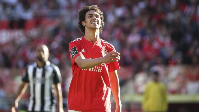 Atlético de Madrid coloca limite para encerrar o 'dossier João Félix'