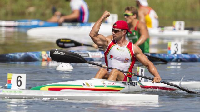 Fernando Pimenta conquista a prata em K1 1000 metros