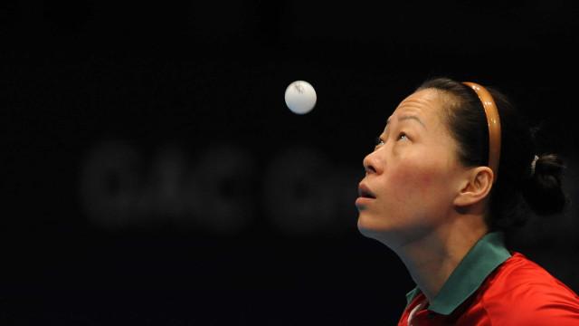 Fu Yu garante mais uma medalha para Portugal nos Jogos Europeus
