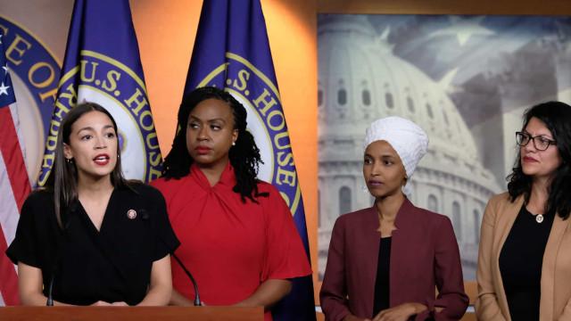 Quem são as quatro mulheres alvo dos comentários racistas de Trump?