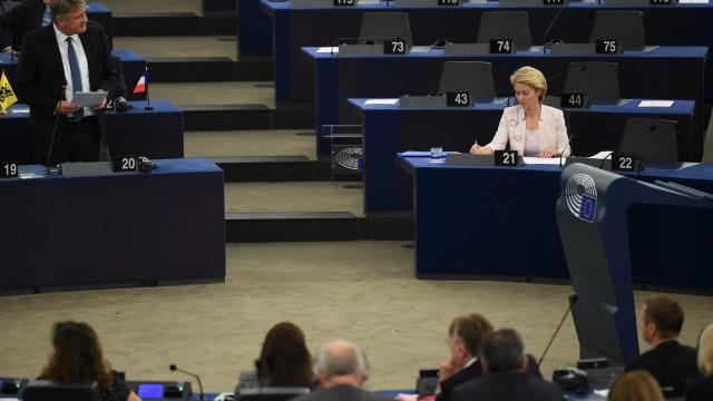 """""""Quero que a Europa seja o primeiro continente neutro em carbono em 2050"""""""