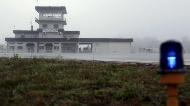 Aeródromo de Vila Real encerrado a aviões por falta de segurança