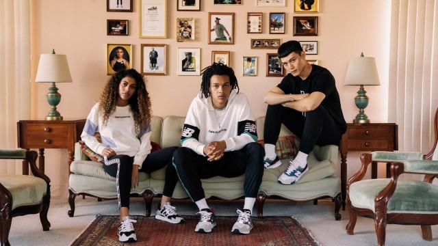 New Balance: Campanha 'Runs in the Family' apresenta sapatilhas 997S