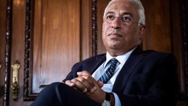 """Lei de Bases da Saúde: Costa admite discutir """"participação dos privados"""""""