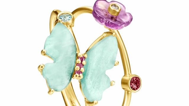 Tous apresenta joias Vita. Uma celebração de ouro e peças preciosas