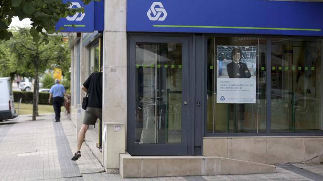 CGD tinha em 2017 perdas de 1.300 milhões geradas por grandes devedores