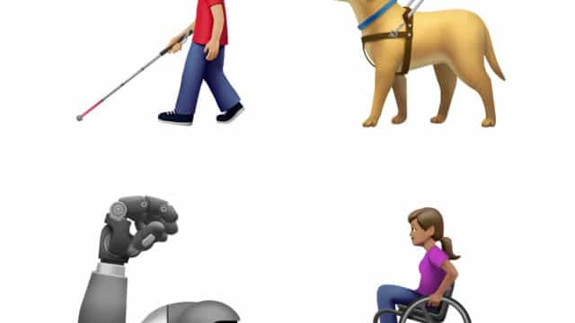 Apple revela os novos emojis do iOS 13