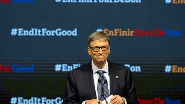 Como é trabalhar com Bill Gates? Satya Nadella tem uma história para si