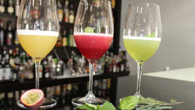 Cocktails de Alvarinho. Dê uma nova dimensão ao seu verão