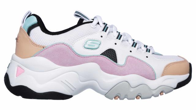Alerta chuncky sneakers: Os novos Skechers D'Lites 3.0 e Skechers Street