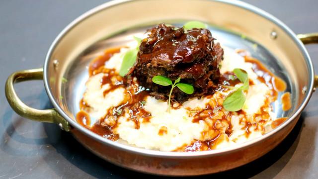 Mercantina Bistro 37 com desconto de 20% nos almoços de fim-de-semana
