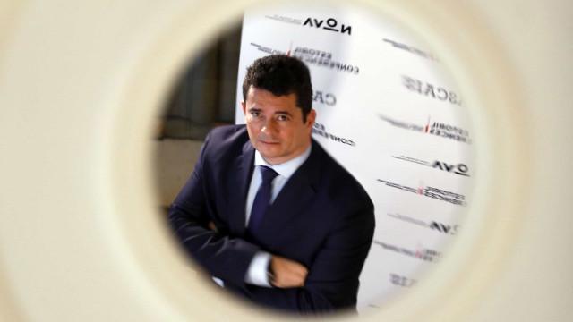 Ex-juiz Sérgio Moro interferiu em acordo com delatores na Lava Jato