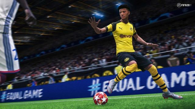 'FIFA 20'. Novo trailer revela as principais melhorias na jogabilidade