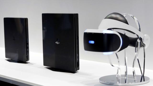 PlayStation 5 com realidade virtual mais avançada?