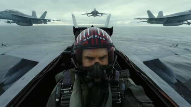 Mais de 30 anos depois, vem aí novo 'Top Gun' e já há trailer