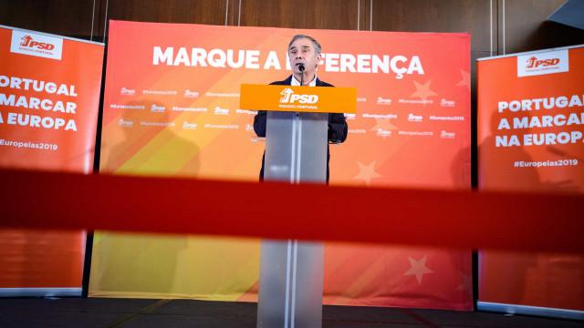 Parlamento levanta imunidade a vários deputados do PSD