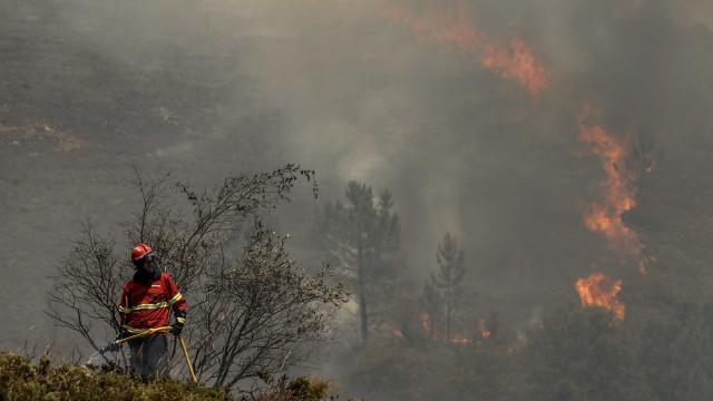 Dezanove concelhos em risco máximo de incêndio