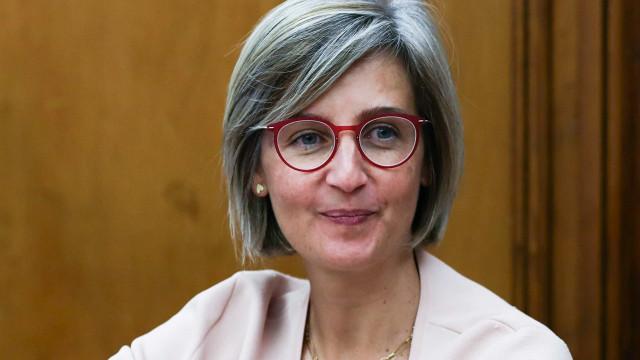 Ministra Marta Temido encabeça lista do PS pelo círculo de Coimbra