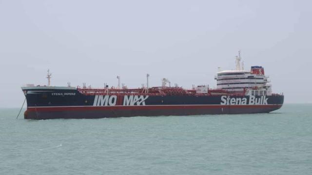 França e Alemanha querem que Irão liberte de imediato petroleiro