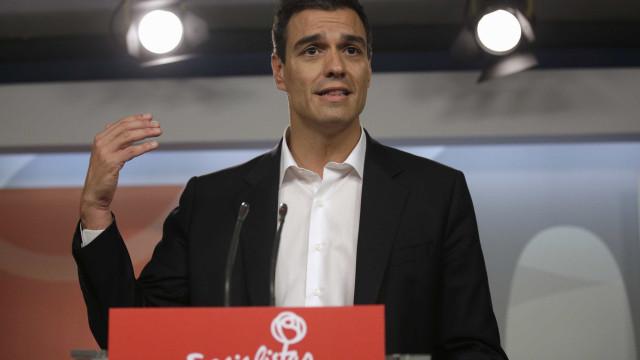 Socialistas espanhóis otimistas num acordo com Unidas Podemos