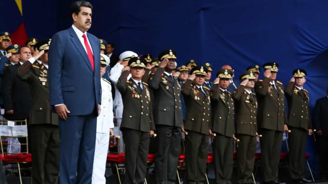 Maduro acusa EUA de usarem sanções para se apoderarem do petróleo