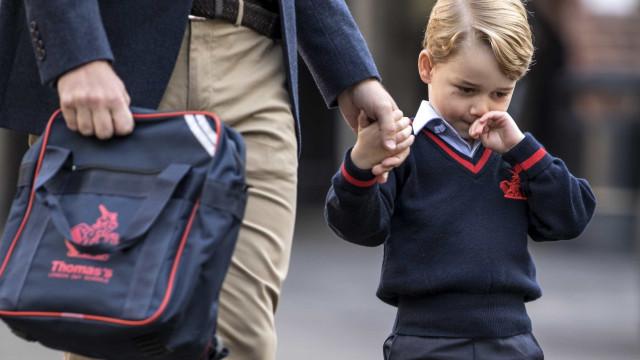 Em dia de aniversário, veja os melhores memes do príncipe George