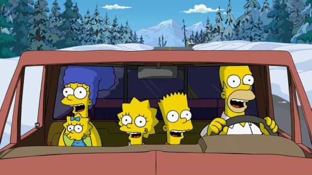 'The Simpsons' vão ter nova aventura no cinema