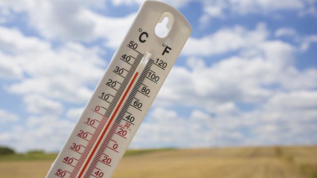 Sul de Inglaterra mais quente do que o Algarve devido a onda de calor