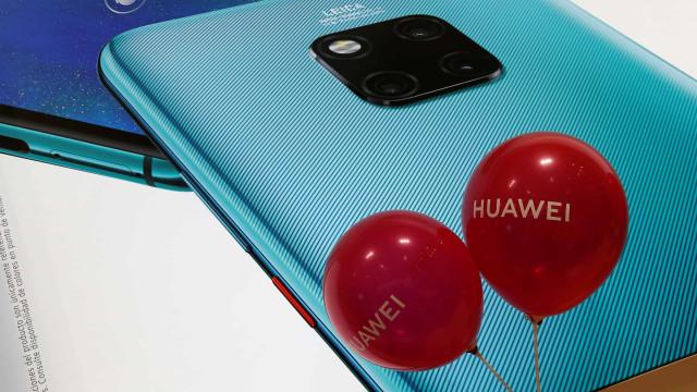 """Huawei pede que Europa não adote medidas com base """"em boatos"""""""