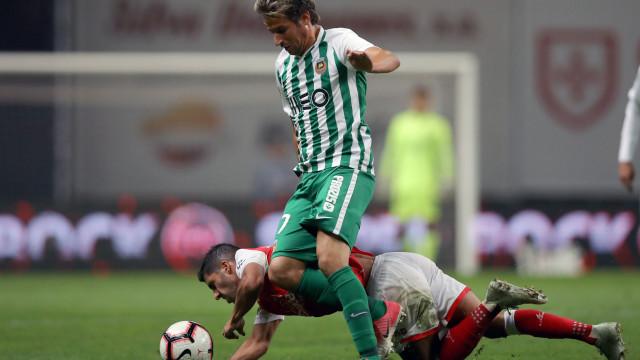 Fábio Coentrão não ficou na Grécia e pode acabar... no FC Porto