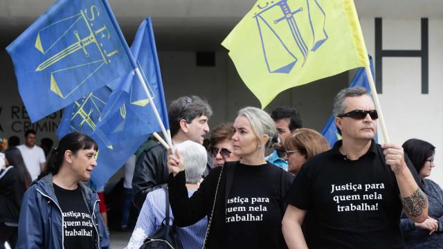 Greves e contestação: 'Braço de ferro' na justiça marcou a legislatura