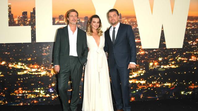 Os looks que marcaram a estreia de 'Era Uma Vez em... Hollywood'