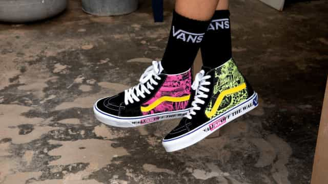 Lady Vans - Vans Lança coleção inspirada no Universo DIY (Do It Yourself)