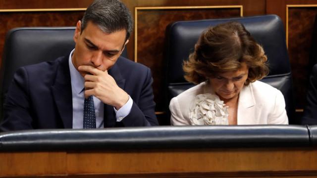 Parlamento chumba investidura de Sánchez. Mas ainda há uma hipótese