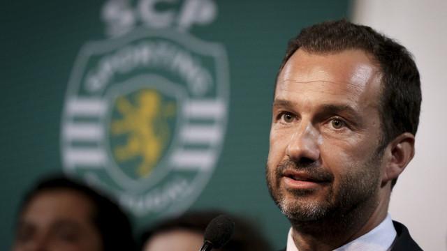 """O Sporting quer estar de volta ao mapa dos grandes jogos"""