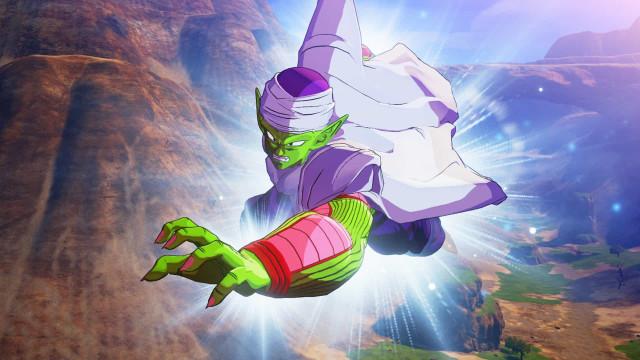 Foram partilhadas novas imagens do próximo jogo de 'Dragon Ball'
