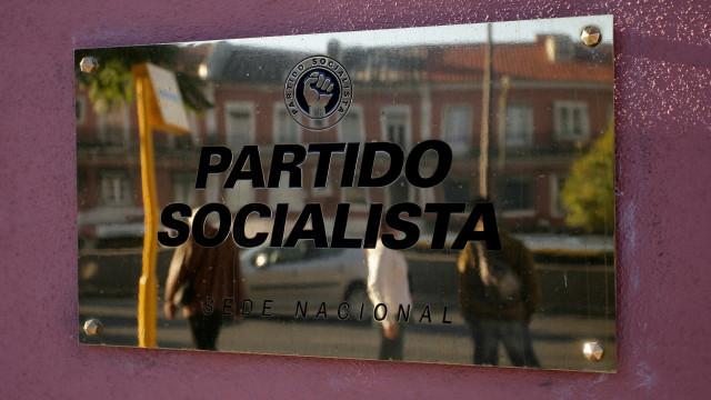 """Listas de candidatos do PS aprovadas """"com votações entre 80 e 92%"""""""