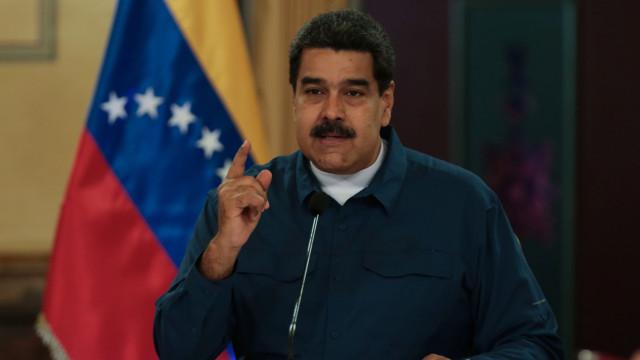 """""""Trump faz à Venezuela o que Hitler fez ao povo judeu"""", diz Maduro"""