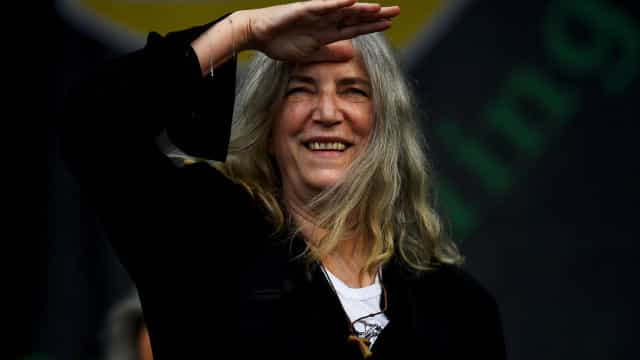 Patti Smith e Suede são nomes fortes no último dia do Paredes de Coura