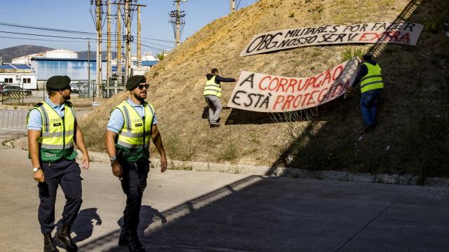 Agricultores temem falências e perdas de colheitas se greve continuar