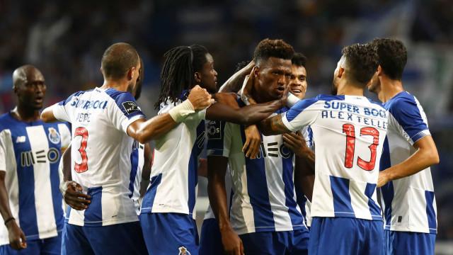 FC Porto volta a mostrar chama e arrasa Vit. Setúbal no Dragão