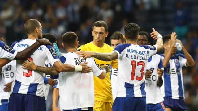 Um dragão a dançar ao ritmo do funaná: As notas do FC Porto-Vit. Setúbal